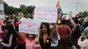 Perjuangan Aktivis Persamaan Hak dan Hukum untuk Legalitas LGBT di US