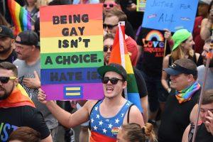 Aksi Sosial Kaum LGBT Di Amerika